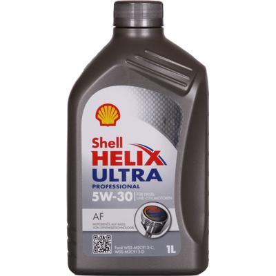 Shell Helix Ultra Professional AF 5W-30 Motorolie