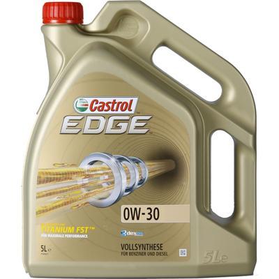 Castrol Edge Titanium FST 0W-30 Motorolie