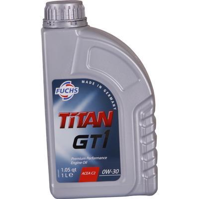 Fuchs Titan GT1 0W-30 Motorolie
