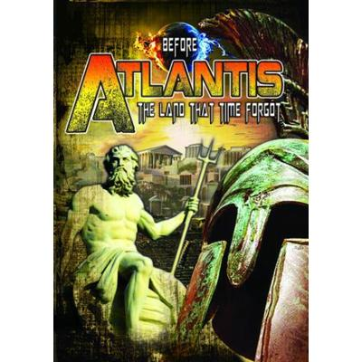 Before Atlantis: The Land That Time Forgot (DVD) (DVD 2014)