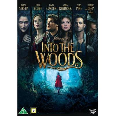 Into the woods (DVD) (DVD 2015)