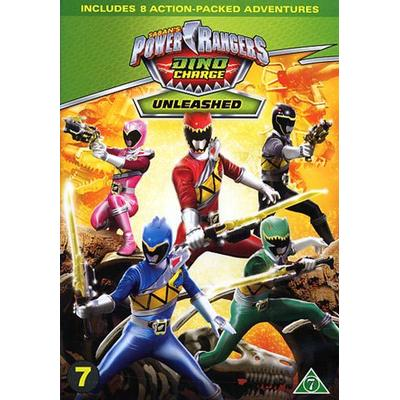 Power Rangers: Dino charge unleashed (DVD) (DVD 2016)