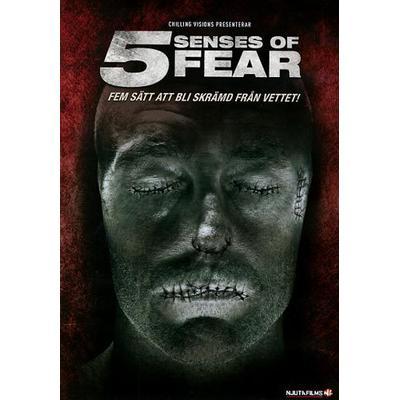 5 senses of fear (DVD) (DVD 2013)