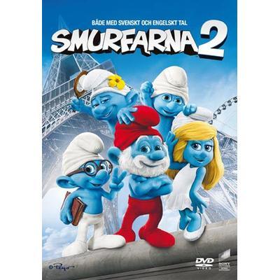 Smurfarna 2 (DVD) (DVD 2013)