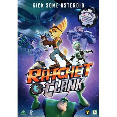 Ratchet & Clank - Filmen (DVD) (DVD 2015)