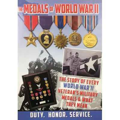 Medals Of World War II (DVD) (DVD 2016)