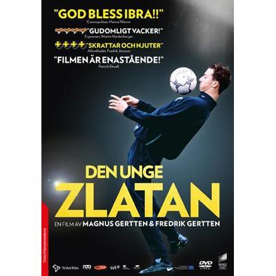 Den unge Zlatan (DVD) (DVD 2015)