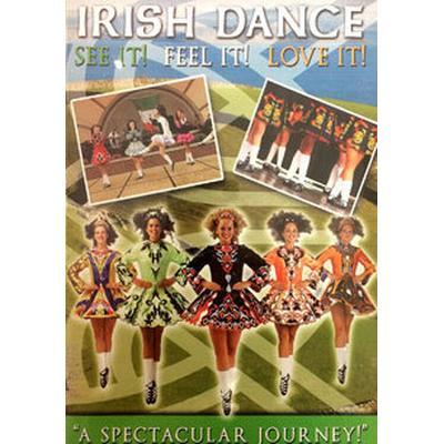 Irish Dance - See It! Feel It! Love It! (DVD) (DVD 2016)