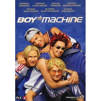 Boy Machine - Serien (3DVD) (DVD 2015)