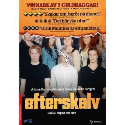 Efterskalv (DVD) (DVD 2015)