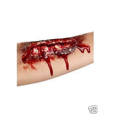 Smiffys Open Wound Scar Latex
