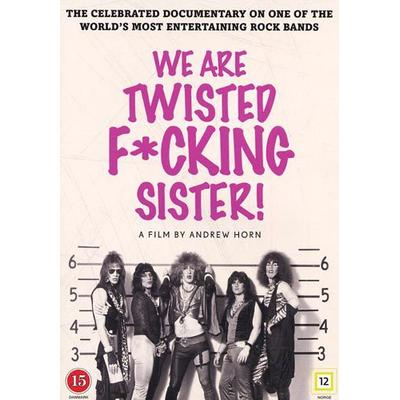 Twisted Sister: We are Twisted F*cking Sister! (2DVD) (DVD 2014)