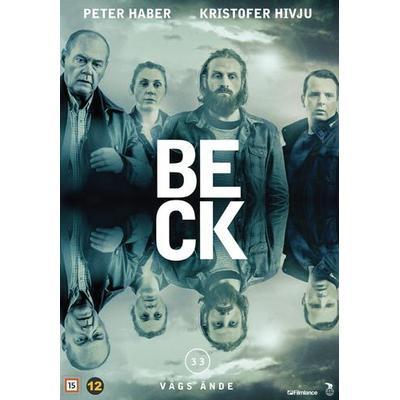 Beck 33: Vägs ände (DVD) (DVD 2016)