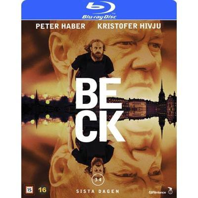 Beck 34: Sista dagen (Blu-ray) (Blu-Ray 2016)