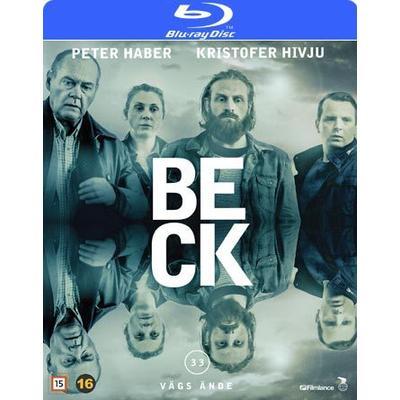 Beck 33: Vägs ände (Blu-ray) (Blu-Ray 2016)