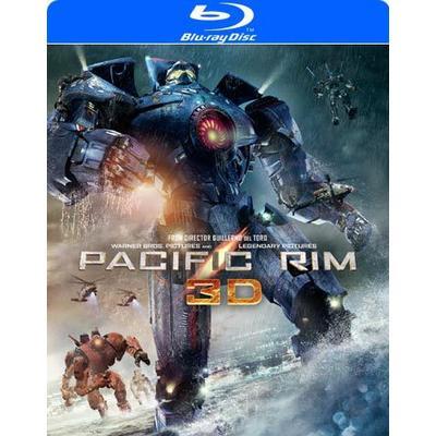 Pacific rim 3D: S.E. (Blu-ray 3D + 2Blu-ray) (3D Blu-Ray 2013)