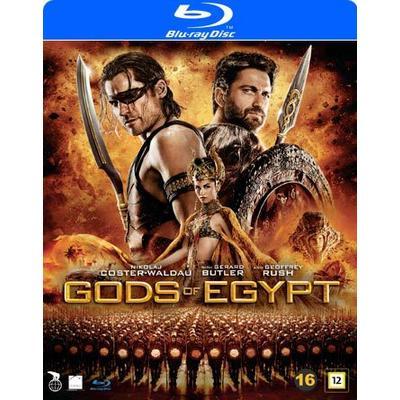 Gods of Egypt (Blu-ray) (Blu-Ray 2016)