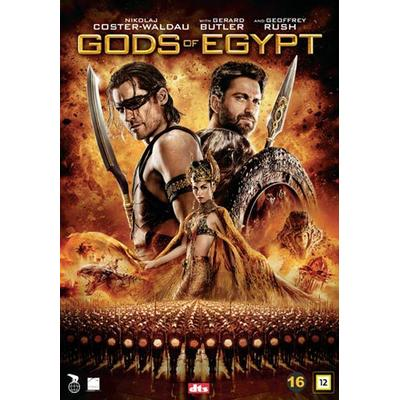 Gods of Egypt (DVD) (DVD 2016)