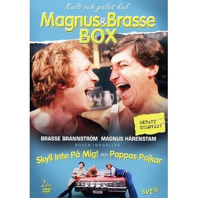 Magnus & Brasse: Box (2DVD) (DVD 2016)