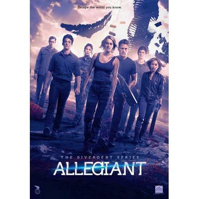 Allegiant (DVD) (DVD 2016)