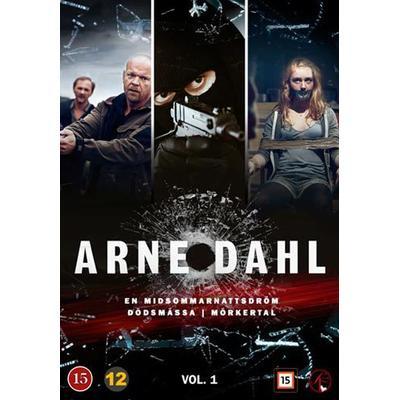 Arne Dahl: Vol 1 (2DVD) (DVD 2014)
