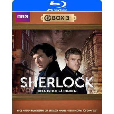 Sherlock Holmes: Box 3 (Blu-ray) (Blu-Ray 2013)