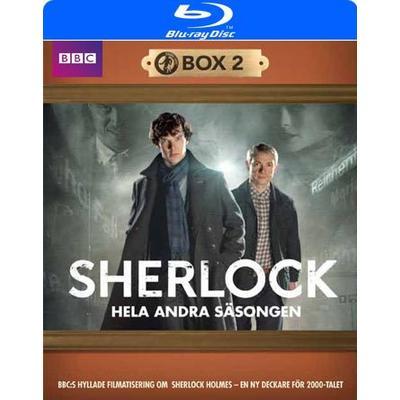 Sherlock Holmes: Box 2 (Blu-ray) (Blu-Ray 2011)