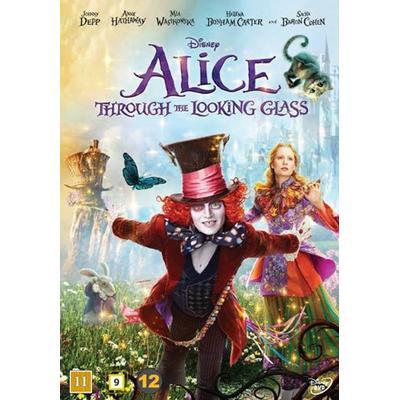 Alice i Spegellandet (DVD) (DVD 2016)