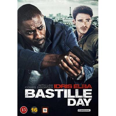 Bastille day (DVD) (DVD 2015)