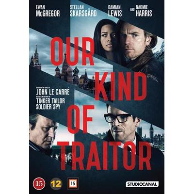 Our kind of traitor (DVD) (DVD 2016)