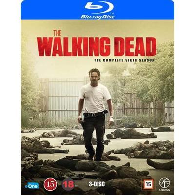 The walking dead: Säsong 6 (3Blu-ray) (Blu-Ray 2016)