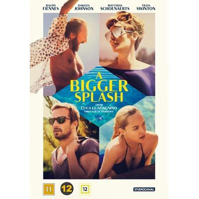 A bigger splash (DVD) (DVD 2015)
