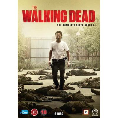 The walking dead: Säsong 6 (6DVD) (DVD 2016)