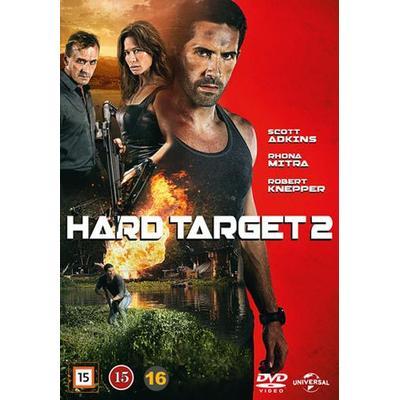 Hard target 2 (DVD) (DVD 2016)