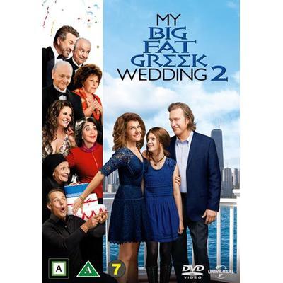 Mitt stora feta grekiska bröllop 2 (DVD) (DVD 2016)