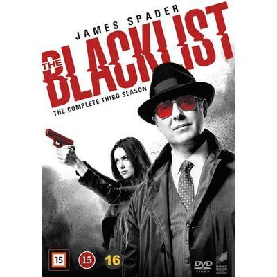 Blacklist: Säsong 3 (6DVD) (DVD 2016)