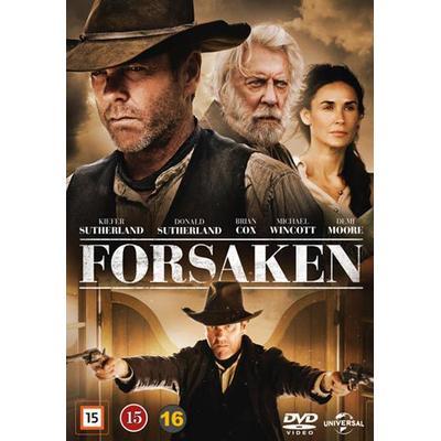 Forsaken (DVD) (DVD 2015)