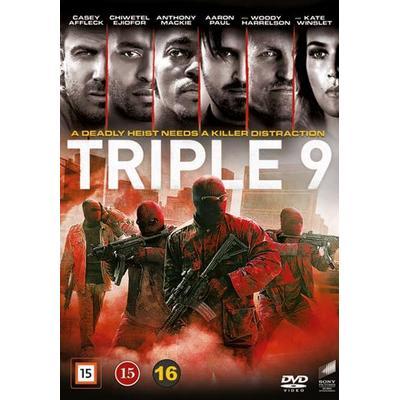 Triple 9 (DVD) (DVD 2016)