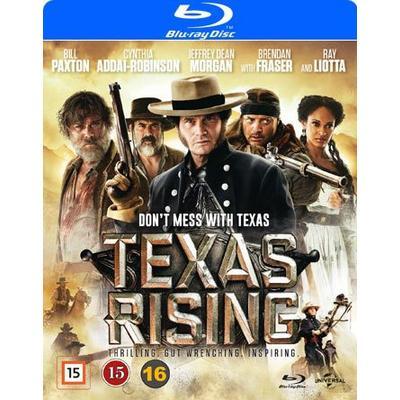 Texas rising (2Blu-ray) (Blu-Ray 2015)
