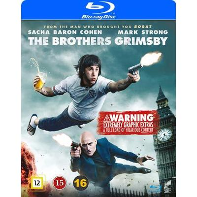 The Brothers Grimsby (Blu-ray) (Blu-Ray 2016)