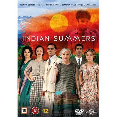 Indian summers: Säsong 1 (3DVD) (DVD 2016)
