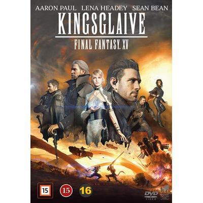 Final Fantasy XV - Kingsglaive (DVD) (DVD 2016)