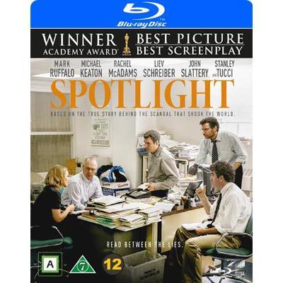 Spotlight (Blu-ray) (Blu-Ray 2016)
