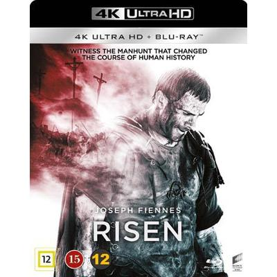 Risen (4K Ultra HD + Blu-ray) (Unknown 2016)