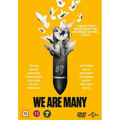 We are many (DVD) (DVD 2015)