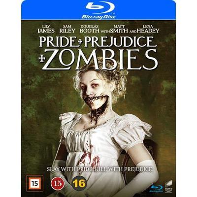 Pride and prejudice and zombies (Blu-ray) (Blu-Ray 2016)
