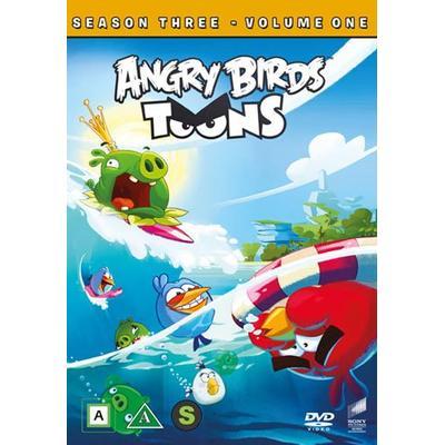 Angry Birds Toons: Säsong 3 vol 1 (DVD) (DVD 2016)