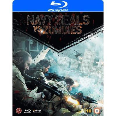 Navy Seals vs Zombies (Blu-ray) (Blu-Ray 2015)