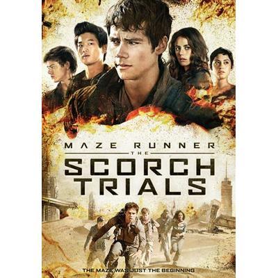 The Maze runner 2: The Scorch trials (DVD) (DVD 2015)