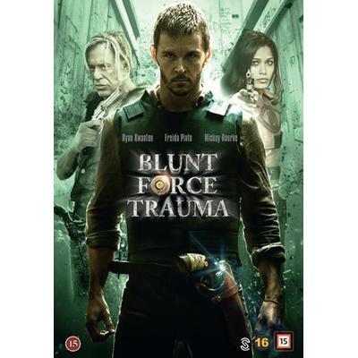 Blunt force trauma (DVD) (DVD 2016)